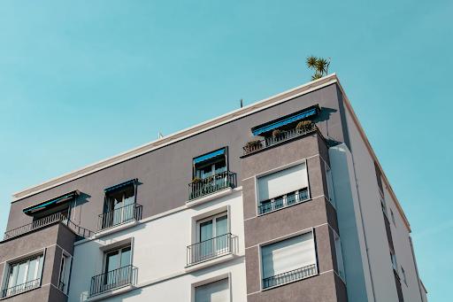 Le toit fait-il partie de la copropriété ?
